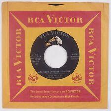 ELVIS PRESLEY: I Gotta Know / Are You Lonesome USA RCA Orig 45 VG++ Hear