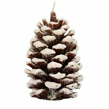 PINE CONE CANDLE By Alpine