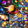 Universe Planet Full Drill DIY 5D Diamond Painting Cross Decor Stitch Kits Art
