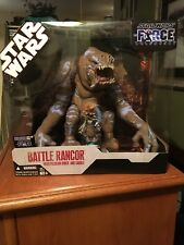 Star Wars Battle Rancor The Force Unleashed MIP