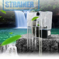Waterfall Hang On External Oxygen Pump Filter For Aquarium Fish Tank HOT