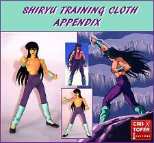 SHIRYU DRAGON TRAINING CLOTH APPENDIX, para SAINT SEIYA MYTH CLOTH DRAGONE SIRIO