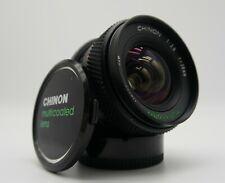 Chinon Multi Coated 1:2.8 28mm für Canon FD