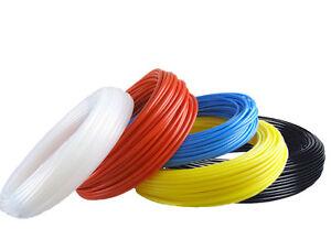 PE-Schlauch, 50 m Rollen, Polyethylenschlauch (LD-PE), Druckluft