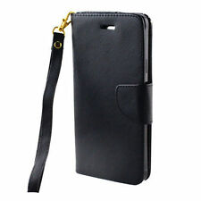Glossy Water Resistant Wallet Cases for Samsung Mobile Phones