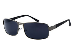 Herren Damen Sonnenbrille LOOX unisex Sunglasses eyewear L-111 grau