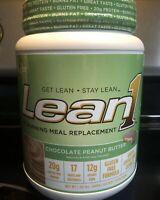 Nutrition 53 Lean 1 Dietary Supplement, Chocolate Peanut Butter, 1.98 Lb 15 Serv