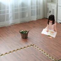 EVA Puzzlematte Puzzleteppich Bodenmatte Teppiche Spielmatte Fitnessmatt DE