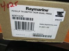 Raymarine M78713Pz Lexan Depth for Raydata/St60/St290