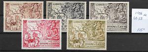 Laos @ 1956  Good MNH Set Air Mail - Nice Priced @ La.72