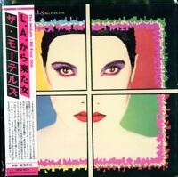 THE MOTELS-ALL FOUR ONE-IMPORT MINI LP CD WITH JAPAN OBI Ltd/Ed F56