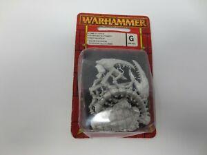 WARHAMMER AGE OF SIGMAR TOMB KINGS TOMB SCORPION Metal oop Blister G279