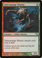 1X FOIL Tattermunge Maniac MTG Magic SHADOWMOOR 219/301