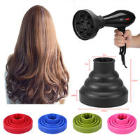 Home Salon Barber DIY Silicone Hair Styling Hairdryer Diffuser Dryer Blower Tool
