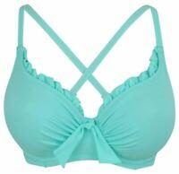 Pour Moi Getaway Underwired Bikini Top MINT GREEN (32D, 32DD)