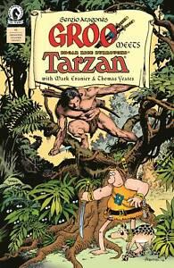 GROO MEETS TARZAN #1 DARK HORSE 072821
