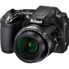 Nikon COOLPIX Black Digital Cameras