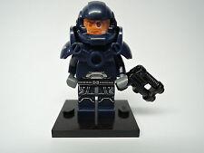 Lego Figur Sammelfigur Serie 7 Nr. 8 Galaxy-Wächter neuw. + Platte COL104
