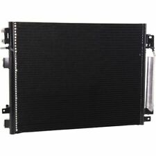 For Chrysler 300 09-13, A/C Condenser, Factory Finish, Aluminum