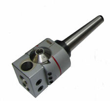 """RDGTOOLS 2MT SILVER BORING HEAD 2"""" MILLING LATHE IMPERIAL"""
