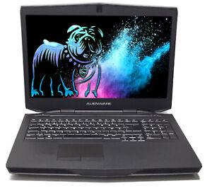 """Dell Alienware M17xR1 17,3"""" Notebook FHD i7-4700MQ 16GB 750GB 80GB SSD GTX 770M"""