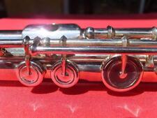Altus 1507 (1607)958 Britannia C# Vollsilber Silberflöte Querflöte silver flute