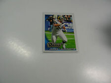 James Laurinaitis 2010 Topps card #283