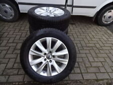 Original VW Tiguan I Alufelgen Los Angeles Winterreifen 235/55R17 DOT14 8mm RDKS