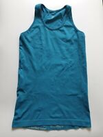 Sweaty Betty Athlete Seamless Gym Vest Size  S  Blue
