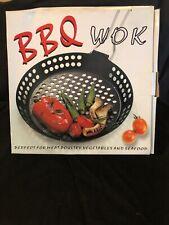 Non-Stick Barbecue Wok...New In Box