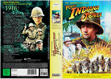 "VHS - "" Young Indiana JONES - Kapitel 11 "" (1994) - Sean Patrick Flanery"