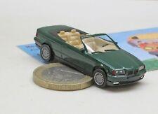 Herpa 021388  BMW 325i Cabrio,  grün
