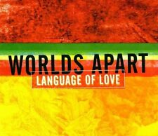 Worlds Apart Language of love (2000, #8890302) [Maxi-CD]