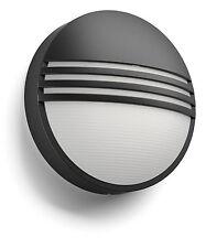 Philips myGarden LED Wandaussenleuchte Yarrow 6w schwarz 172963016