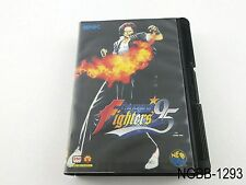 Complete The King of Fighters 95 AES Neo Geo Japanese Import SNK KOF US Seller B