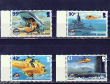 "Ascension - ""SHIPS ~ PLANES ~ RAF ~ SEARCH & RESCUE"" MNH Stamp Set 2011 !"