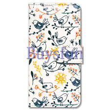 Covdo Cute Birds Wallet Leather Cover Case For Samsung Galaxy Note 9