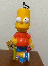 "Bart Simpson ""Bart Sipper"" Vintage 2001 Brand New With Tags"