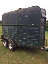 rice horse box trailer