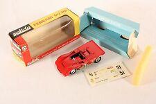 Solido 194, Ferrari 312 PB, Mint in Box                             #ab755
