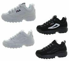 Fila Disruptor II Kids, Men, Women Sneaker White, Black, Navy Fashion Shoes