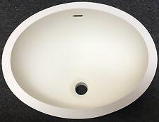 Solid Surfacing Formica L075, Vanity Bowl Sink Silk