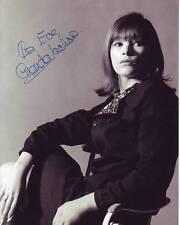 GLENDA JACKSON Signed Photograph - To Eve