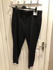 Debenhams Principles Women's Black Slim Leg Trousers - Size 18 - BNWT