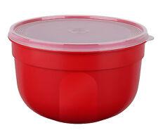 Emsa Superline Colours Rojo Recipiente de retención Fresco Pote Para Mantener