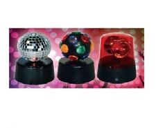 Excellent Quality 12cm LED Mini Party Lights (Set of 3)-Great for Party/Birthday