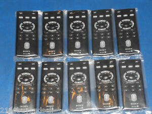 New Lot Of 10 Sony RM-X151 Car/Boat Audio Remote XF5510