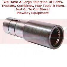 "N856647 SHAFT Planter Pump Large 1000 RPM PTO 20 Spl 1 3/4"" for Massey White"