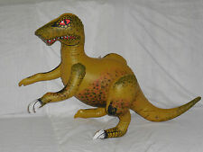 Velociraptor Dinosaur Inflate Blow Up -Fun Pretend and Learn Toy
