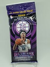 2019-20 Panini Illusions Basketball NBA Cards - 12pk